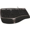 Microsoft Natural Ergonomic Keyboard 4000 (Black) - French