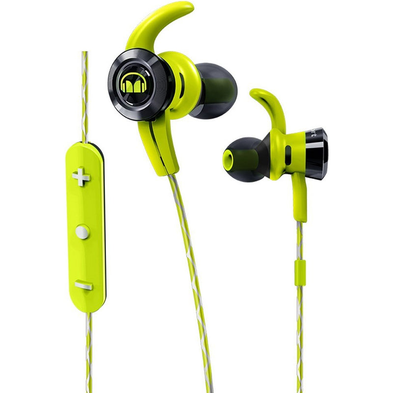 Monster iSport Victory In-Ear Wireless Headphones (Green)
