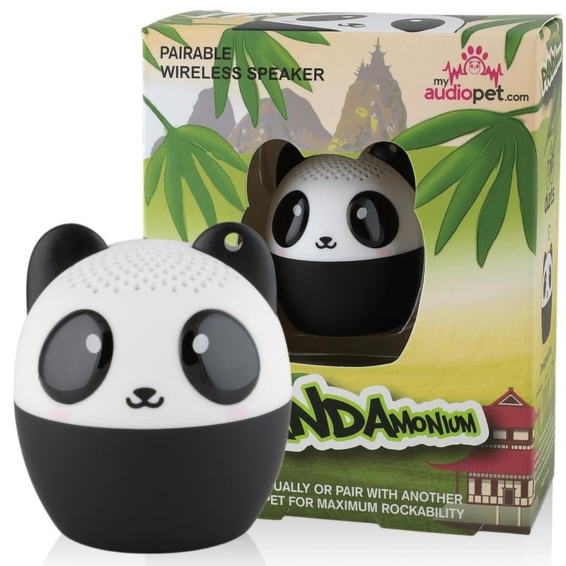 My Audio Pet Bluetooth Speaker (Panda PANDAmonium)