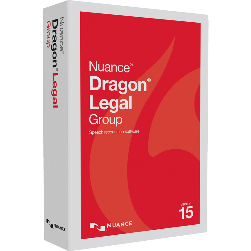 Nuance Dragon Legal Group 15 - Download