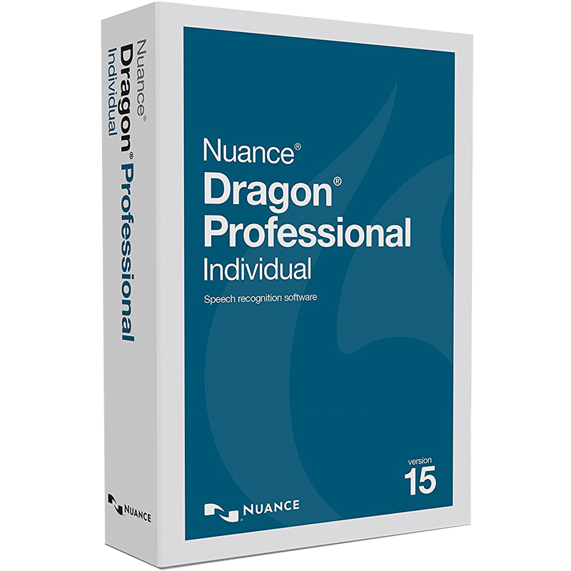 Nuance Dragon Professional Individual 15.0 (English) - Download