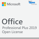 Microsoft Office 2019 Professional Plus - Open License