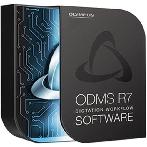 Olympus AS-9001 ODMS R7 Dictation Module - Retail Box