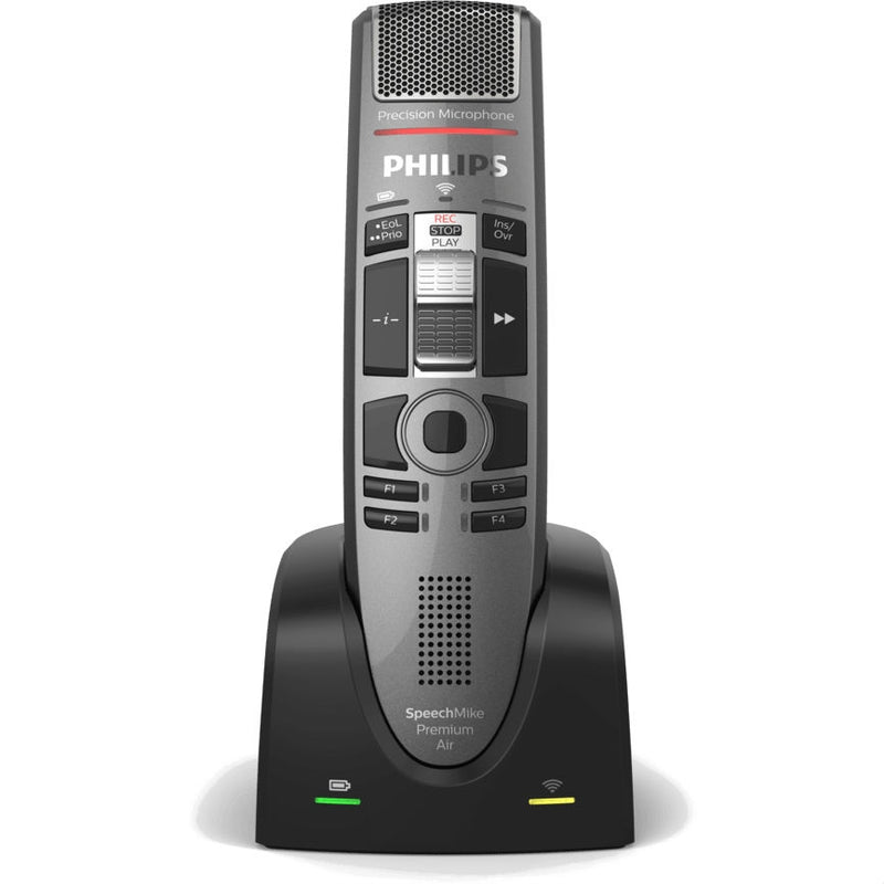 Philips SpeechMike Premium Air Wireless Dictation Microphone (Slide Switch)