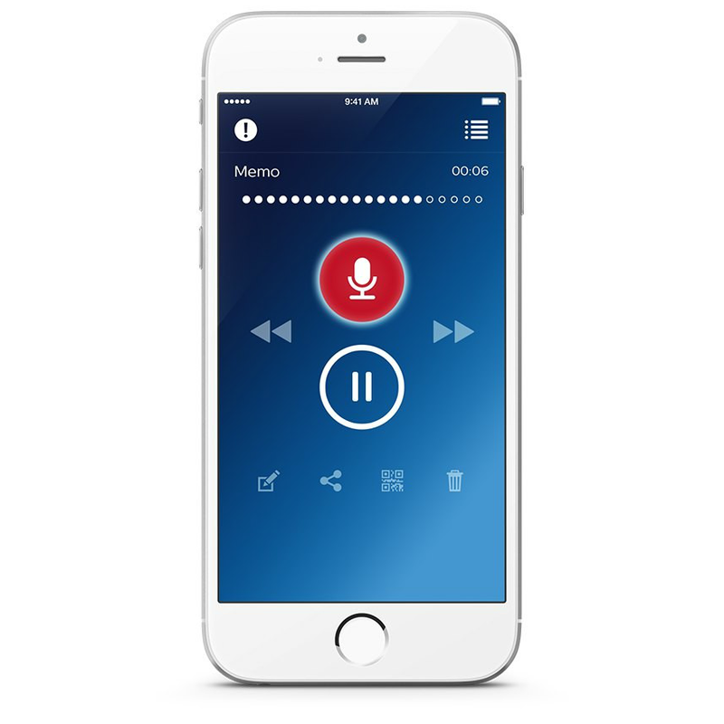 Philips SpeechExec Dictation Hub for iPhone (1 Year License)
