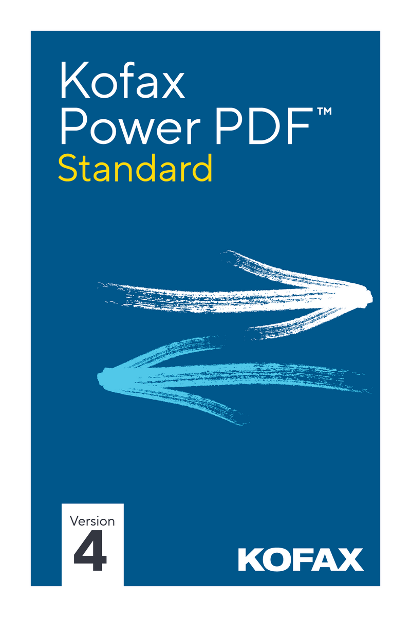 Kofax Power PDF Standard 4.0 - Download
