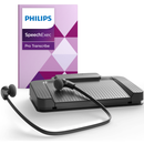 Philips PSE7277 SpeechExec Pro Transcription Set with Speech Recognition