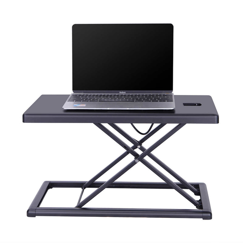 Rocelco PDR Portable Desk Riser (Black)