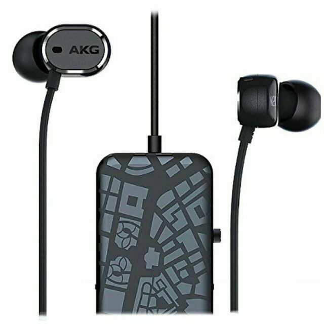 AKG AKGN20NCBLK N20 Headphones (Black)