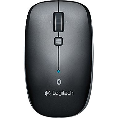 Logitech M557 Bluetooth Mouse (Dark Gray)