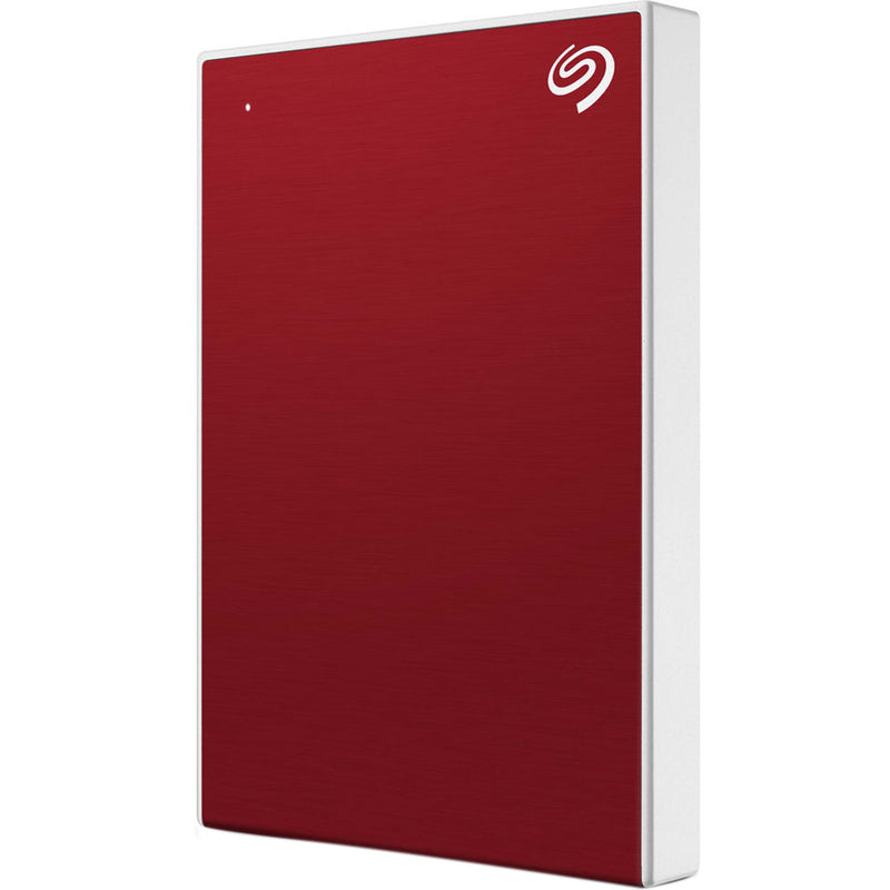 Seagate Backup Plus 4TB USB 3.0 External Hard Drive (Red)