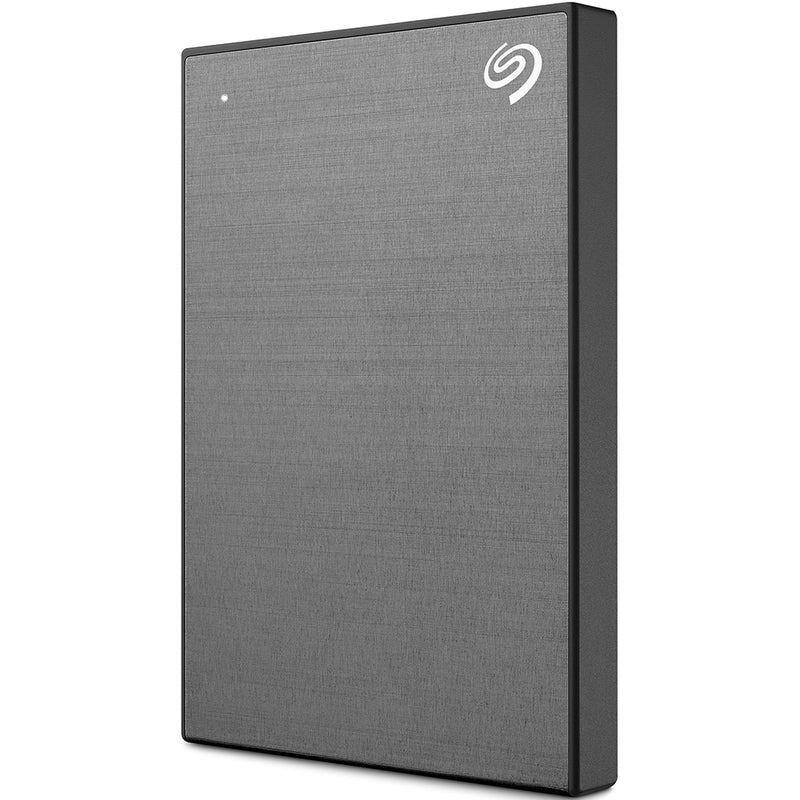 Seagate Backup Plus Slim 2TB USB 3.0 External Hard Drive (Space Grey)