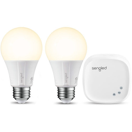 Sengled Element Classic Smart LED A19 Starter Kit (Soft White)