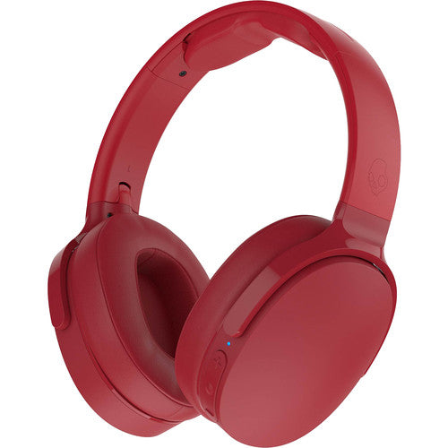 Skullcandy Hesh 3 Wireless Bluetooth Over-Ear Headphones (Red)