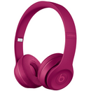 Beats by Dre Solo3 Wireless Headphones - Neighborhood Collection (Brick Red)