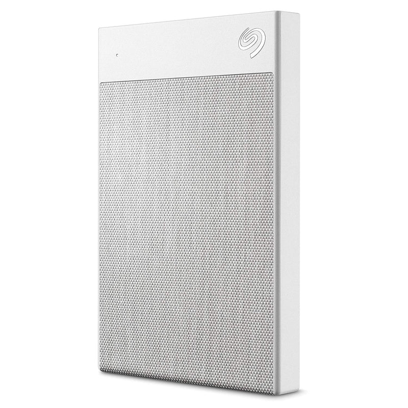 Seagate Backup Plus Ultra Touch 2TB External Hard Drive (White)