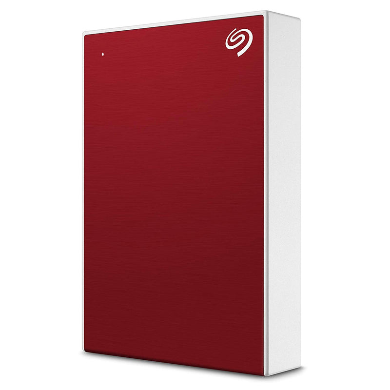 Seagate Backup Plus 5TB USB 3.0 External Hard Drive (Red)