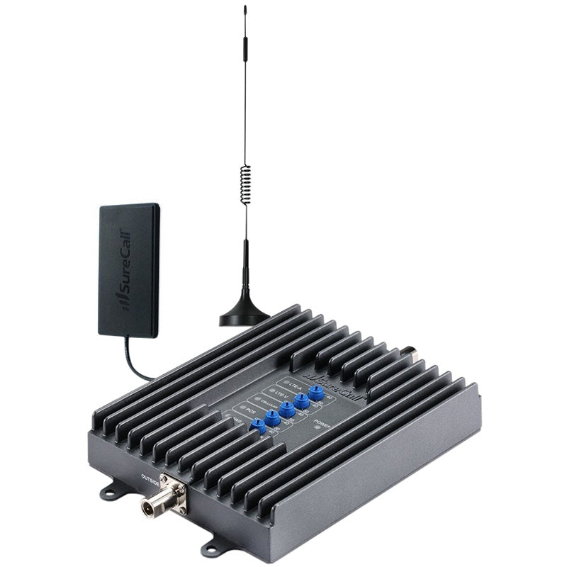 SureCall Fusion2Go 4G LTE Cell Phone Signal Booster Kit