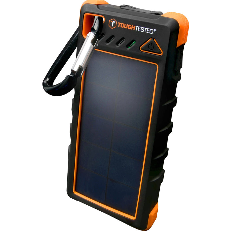 ToughTested 16000mAh Solar Power Bank