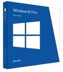 Microsoft Windows 8.1 Professional 64 bit (French) - OEM