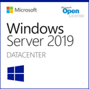 Microsoft Windows Server 2019 Datacenter 16 Core - Open License