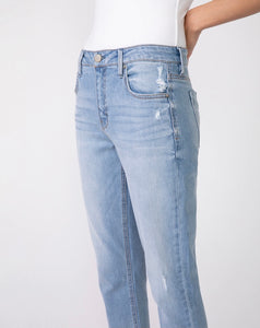Hayden Cropped Girlfriend Jean