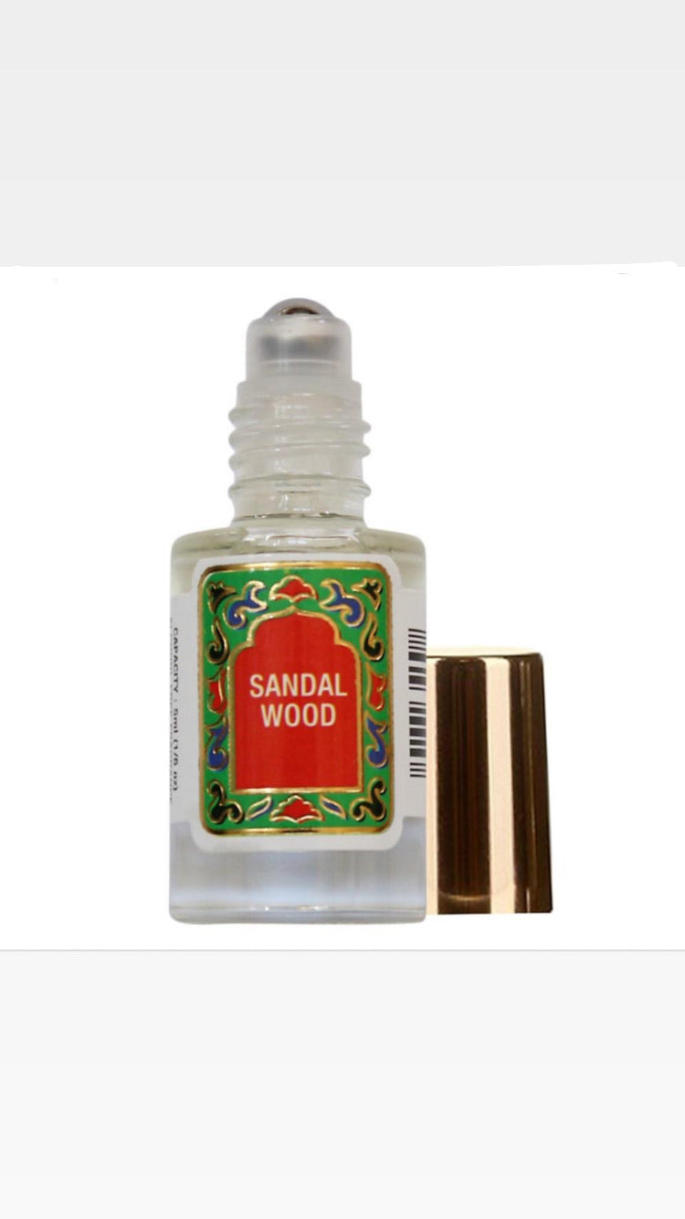 Sandal Wood Roll On Perfume