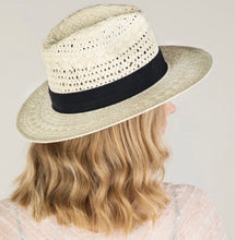 Load image into Gallery viewer, Boho Summer Panama Hat