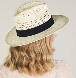 Boho Summer Panama Hat