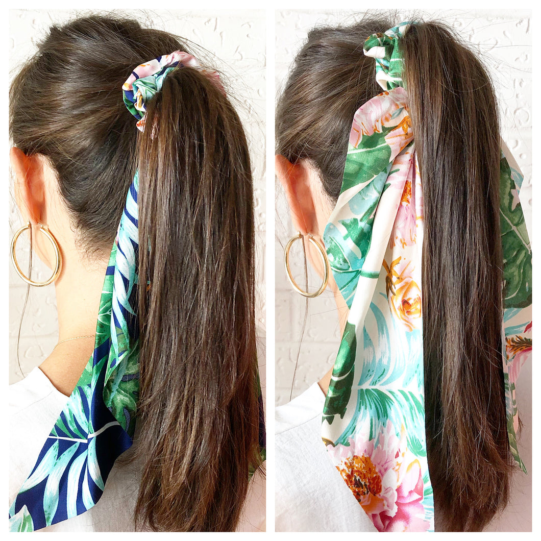 Tropical Scarf Pony