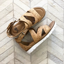 Load image into Gallery viewer, Mirabelle Cork Sandal