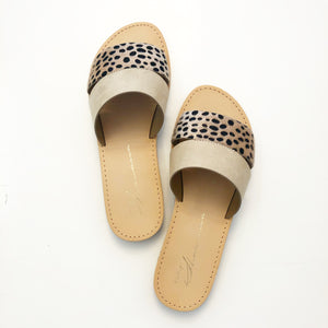 Luna Cheetah Sandals