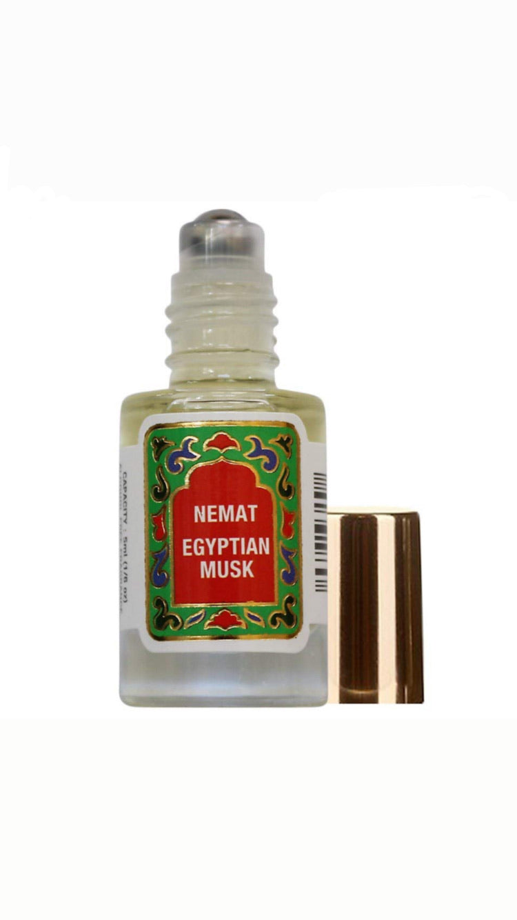 Egyptian Musk Roll On Perfume