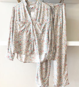 Fleur Long Sleeve with Pants
