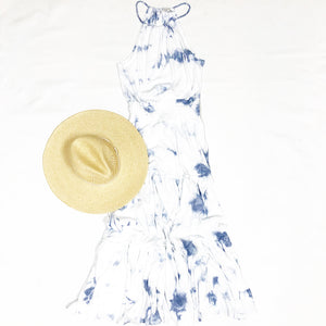 Beverly Cloud Tie Dye Maxi