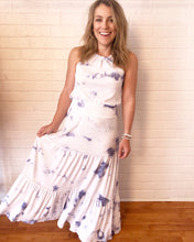 Load image into Gallery viewer, Beverly Cloud Tie Dye Maxi