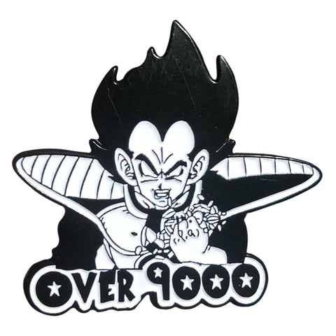 "Vegeta ""Over 9000"""