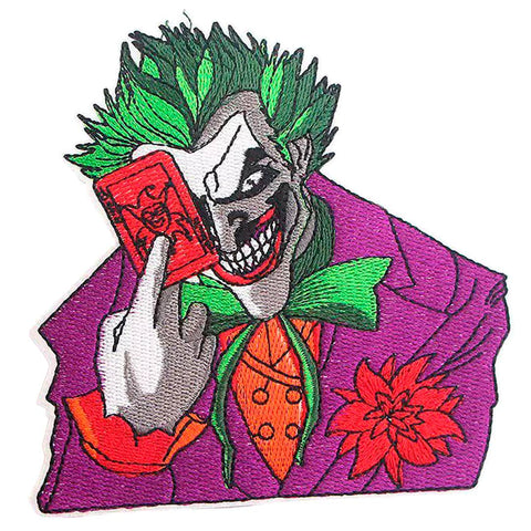 Parche Bordado Joker