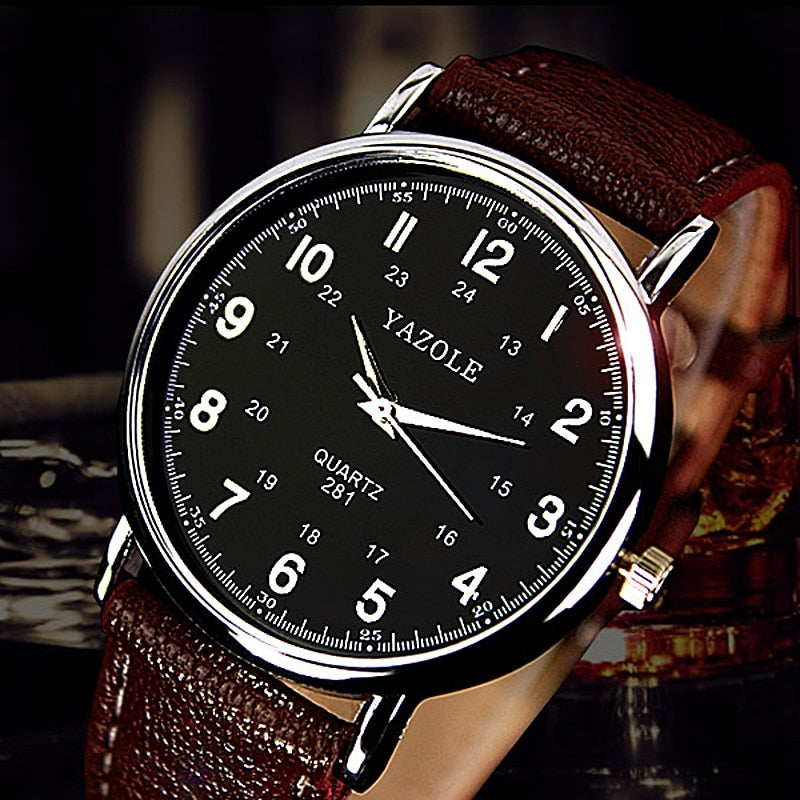 Arabic Fashion Men Watch