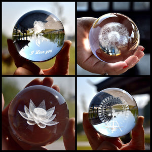 Artificial Crystal Decorative Balls