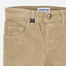 Load image into Gallery viewer, Mayoral Basic Slim Fit Cord Trousers