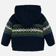 Load image into Gallery viewer, Mayoral Jacquard Knit Pullover