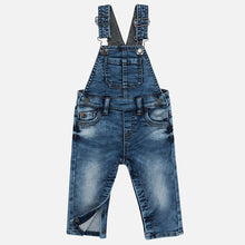 Load image into Gallery viewer, Mayoral Denim Overalls