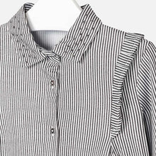 Load image into Gallery viewer, Mayoral Striped Blouse