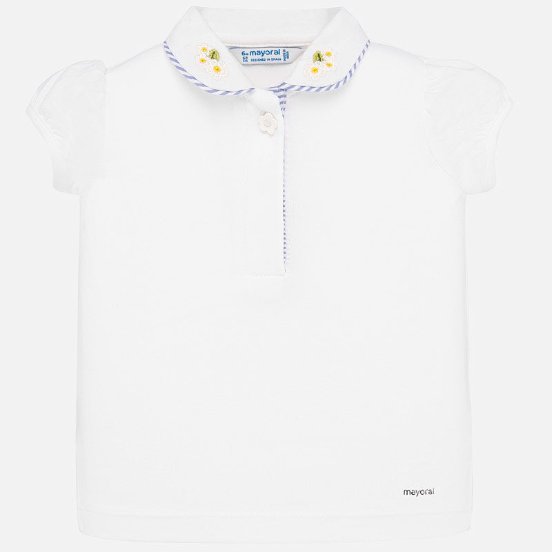 Mayoral Polo T-shirt