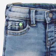 Load image into Gallery viewer, Mayoral Soft Denim Bermudas