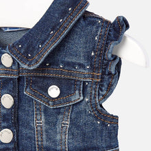Load image into Gallery viewer, Mayoral Denim Vest