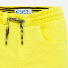 Load image into Gallery viewer, Mayoral Patent Waist Twill Pants
