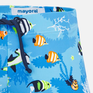 Mayoral 2pc Swim Trunk Set