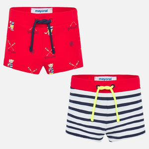 Mayoral Set of 2 Swim Shorts